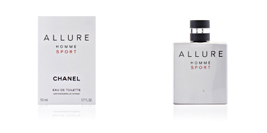 Chanel ALLURE HOMME SPORT edt vaporizador 50 ml