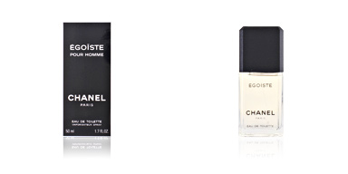 Chanel EGOISTE edt vaporizador 50 ml