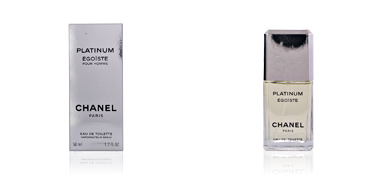 Chanel EGOISTE PLATINUM edt vaporizador 50 ml