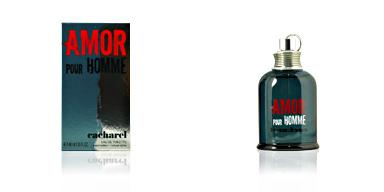 Cacharel AMOR HOMME eau de toilette vaporizador 40 ml