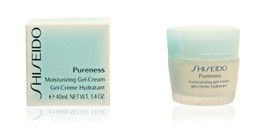 Shiseido PURENESS moisturizing gel cream 40 ml