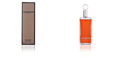 Lagerfeld LAGERFELD CLASSIC edt vaporisateur 125 ml