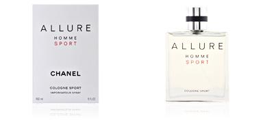 Chanel ALLURE HOMME SPORT eau de colonia vaporizador 150 ml