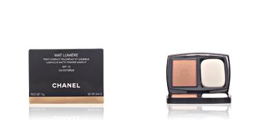 Chanel MAT LUMIERE compact #130-extrême 13 gr