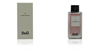 Dolce & Gabbana 3 - L'IMPÉRATRICE edt zerstäuber 100 ml