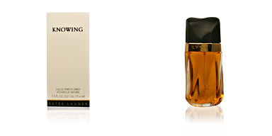 Estee Lauder KNOWING eau de perfume vaporizador 75 ml