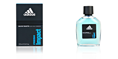 Adidas FRESH IMPACT edt vapo 100 ml