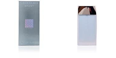 Azzaro CHROME SPORT eau de toilette vaporizador 100 ml