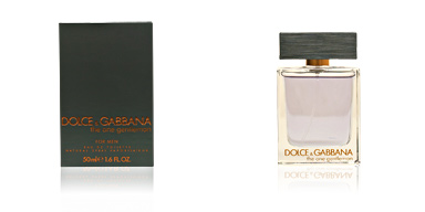 Dolce & Gabbana THE ONE GENTLEMAN edt vaporizador 50 ml