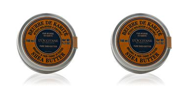 L´occitane KARITE pur beurre de karité bio 150 ml