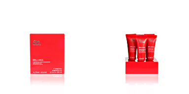 Wella BRILLIANCE color protection serum 6x10ml 60 ml