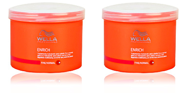 Wella ENRICH mask fine/normal hair 500 ml
