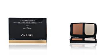 Chanel VITALUMIERE ECLAT compact #B40-beige-désert 13 gr