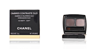 Chanel OMBRES CONTRASTE DUO #40-misty soft 2.5 gr