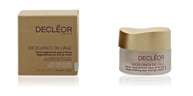 Decleor EXCELLENCE DE L'AGE crème yeux & lèvres 15 ml