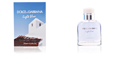 Dolce & Gabbana LIGHT BLUE HOMME STROMBOLI edt vaporizador 75 ml