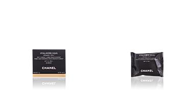 Chanel VITALUMIERE AQUA compact cream refill #50-beige 13 gr