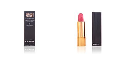 Chanel ROUGE ALLURE lipstick #91-séduisante 3.5 gr