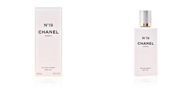 Chanel Nº 19 gel moussant flacon 200 ml
