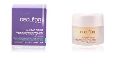 Decleor AROMA NIGHT baume de nuit purifiant ylang ylang PMG 30 ml
