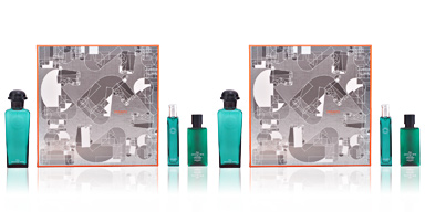 Hermes EAU D'ORANGE VERTE SET 3 pz