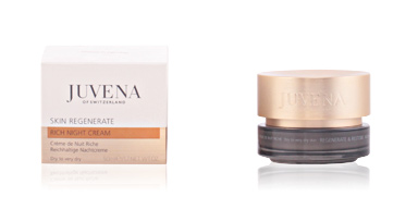 Juvena REGENERATE & RESTORE rich night cream 50 ml
