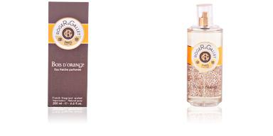 Roger & Gallet BOIS D'ORANGE eau fraîche parfumée vaporizador 200 ml