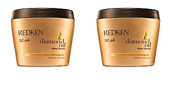 Redken DIAMOND OIL deep facets oil enriched mask 250 ml