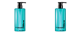 Shu Uemura CLEANSING OIL shampoo anti-oil after shavetringent cleanser 400 ml