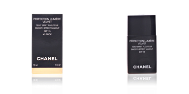 Chanel PERFECTION LUMIERE VELVET #40-beige 30 ml