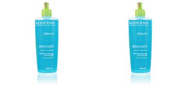 Bioderma SEBIUM gel moussant nettoyant purifiant 500 ml