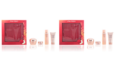 Shiseido BENEFIANCE WRINKLE RESIST 24 DAY CREAM LOTE 4 pz