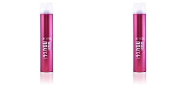 Revlon PROYOU VOLUME hair spray 500 ml