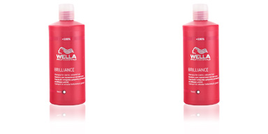 Wella BRILLIANCE shampoo coarse hair 500 ml