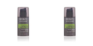 REDKEN FOR MEN molding paste work hard 100 ml