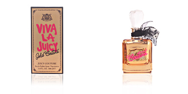 Juicy Couture GOLD COUTURE eau de perfume vaporizador 100 ml