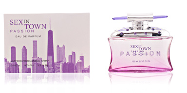 Concept V Design SEX IN TOWN PASSION WOMAN edp vaporizador 100 ml