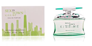 Concept V Design SEX IN TOWN KISS ME WOMAN edp vaporizador 100 ml
