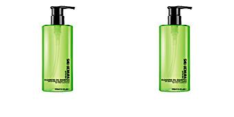 Shu Uemura CLEANSING OIL shampoo anti-dandruff soothing cleanser 400 ml