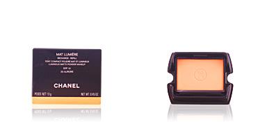 Chanel MAT LUMIERE compact refill #30-aurore 13 gr