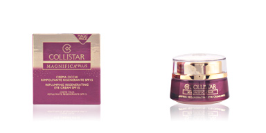 Collistar MAGNIFICA PLUS replumping regenerating eye cream SPF15 15 ml