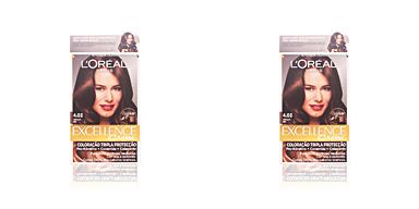 L'Oréal Expert Professionnel EXCELLENCE Creme #4,03 castaño oscuro radiante