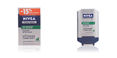 Nivea MEN EXTREME COMFORT anti-irritation after shave balm 100 ml