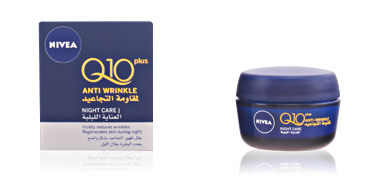 Nivea Q10+ ANTI-WRINKLE night cream 50 ml