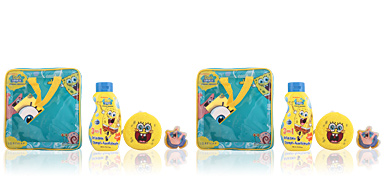 Cartoon BOB ESPONJA SET 3 pz