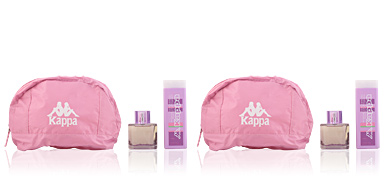 Sporting Brands KAPPA WOMAN VIOLA COFFRET 3 pz