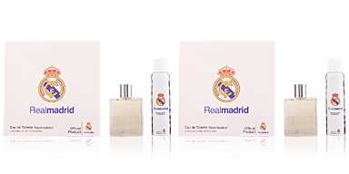 Sporting Brands REAL MADRID COFFRET 2 pz