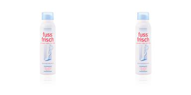 Nivea FUSS FRISCH deodorant zerstäuber para pies 150 ml