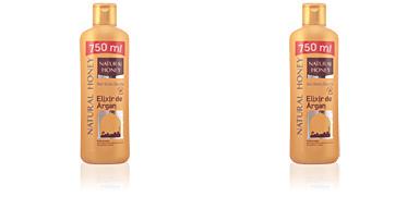 Natural Honey ELIXIR DE ARGAN bath gel 750 ml
