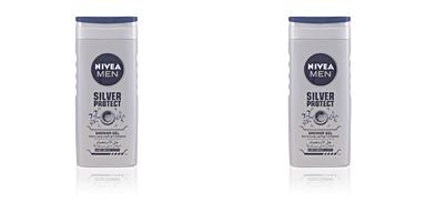 Nivea MEN SILVER PROTECT duschgel 250 ml